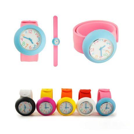 Детские силиконовые часы