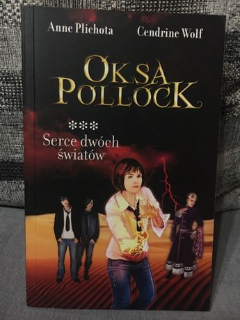 "Książka ""Oksa Pollock"" tom 3"