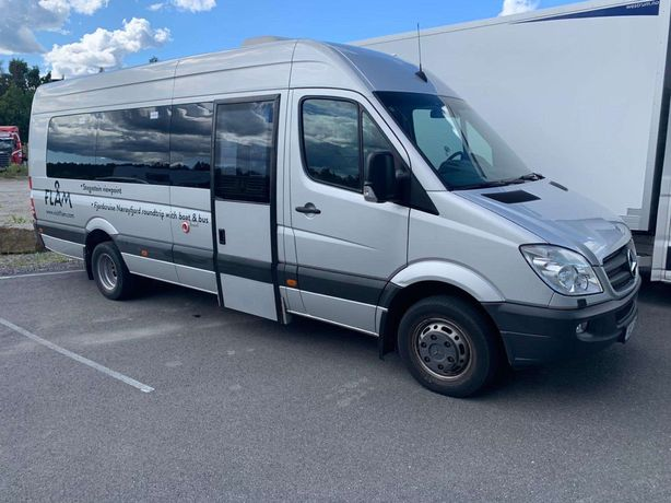 Mercedes sprinter 519 автобус