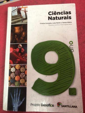 Manual de Ciências Naturais - 9º ano