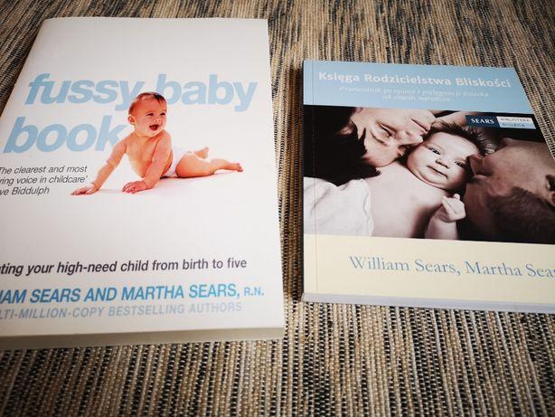 Fussy baby book (unikat) + Księga rodzicielstwa bliskości