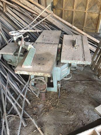 Garlopa Frama - semi universal madeira