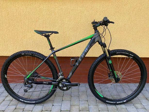 Горный Велосипед Найнер 29 Cube Analog CMPT