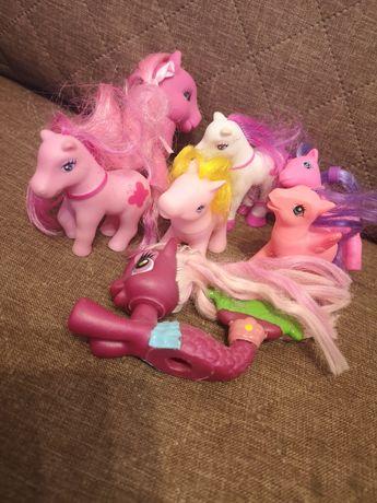 Zestaw kucyków Pony