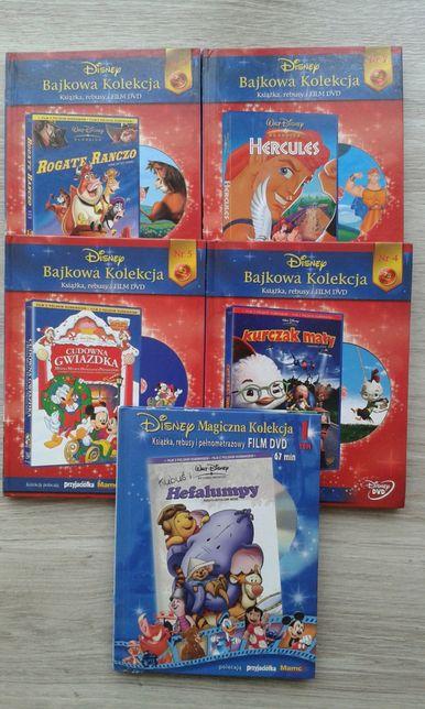 Bajkowa Kolekcja DVD