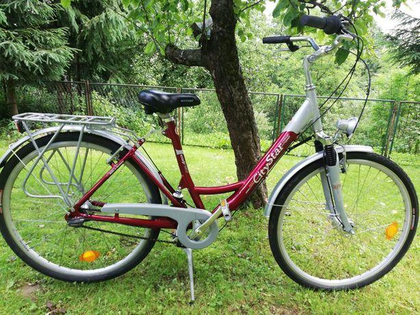 Rower marki city star 28cali