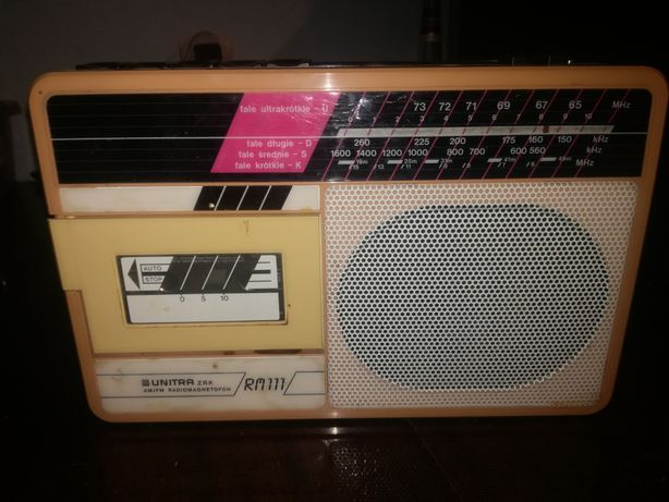 Radio klasyk z czasu PRL-u
