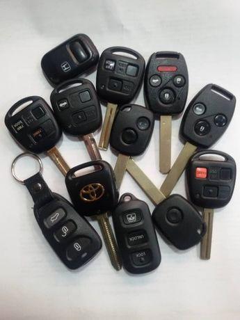 Дублікат авто ключів на Виноградарі (Київ)