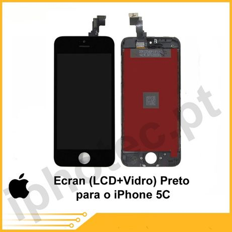 ECRÃ / TOUCH + LCD iPhone 5/5S/SE/5C/6/6S/6P/6SP/7/7P/8/8P/X/XR/Xs
