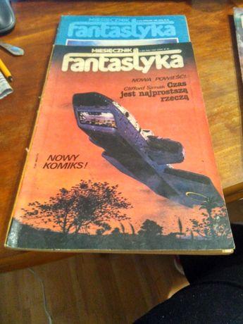 Czasopismo fantastyka 1984r