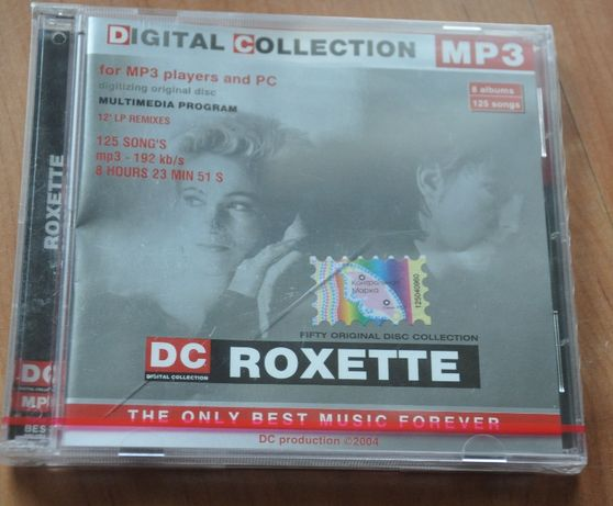 Roxette -Digital Collection