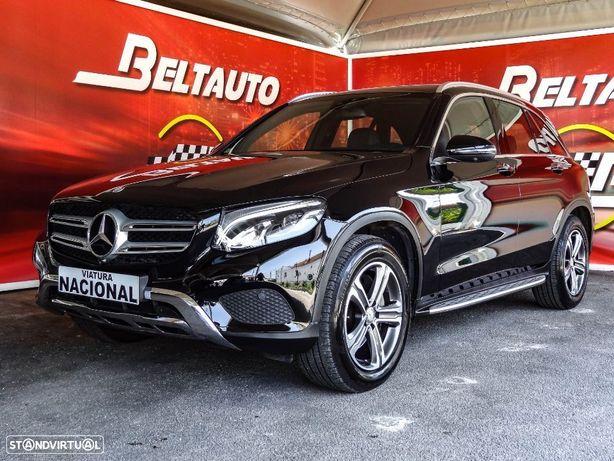 Mercedes-Benz GLC 250 d Off-Road 4-Matic