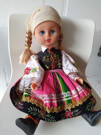Lalka Łowiczanka Cepelia