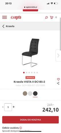 Krzesla skórzane