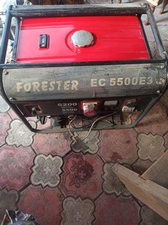 Бензиновый генератор Forester EC5500