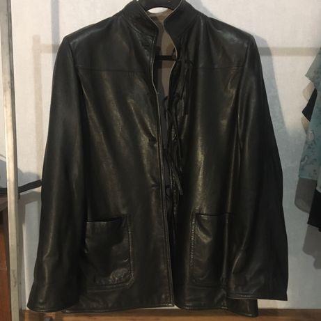 Куртка Valentino Оригинал Натуральная кожа