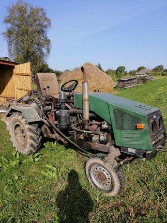 Трактор саморобний робочий стан