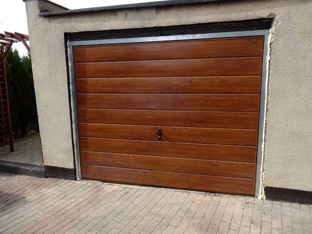 Brama garażowa do muru Bramy garażowe PRODUCENT dostawa i montaż !!!