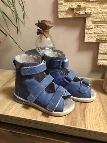 Ортопедические босоножки, сандали 15см