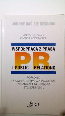Współpraca z prasą i Public Relations,Martin Goldman,G.Hooffacker