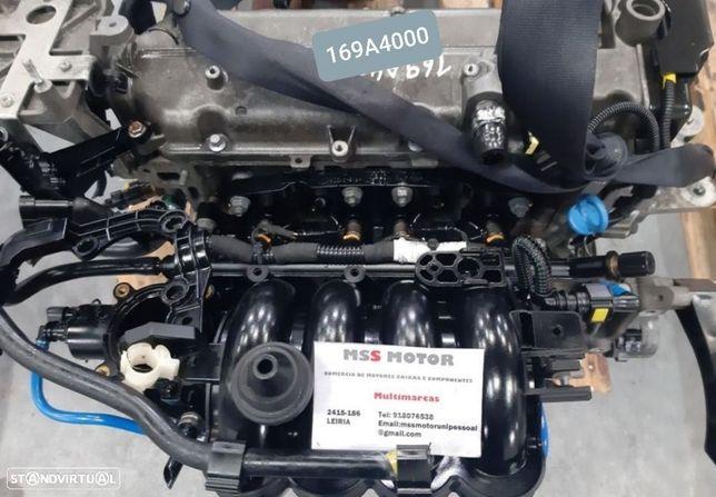 Motor Fiat 500 Fiat Panda Fiat Punto 1.2 (70Cv) Ref.169A4000