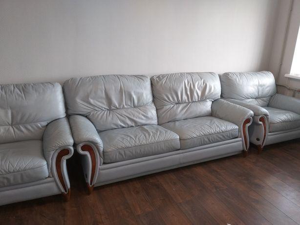 Диван и два кресла Alberto Nieri
