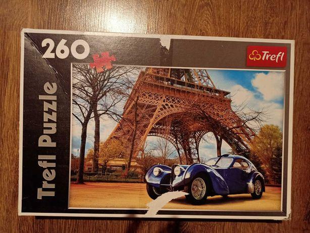 Puzzle 260 trefl