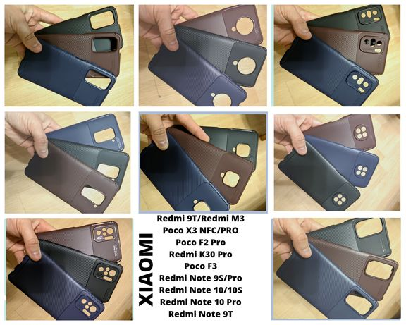 Противоударный чехол 9T M F3 10 S Xiaomi Redmi Note Poco F2 Pro NFC 5G