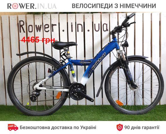 Алюмінієвий велосипед бу Kalkhoff Rockbreaker 26 M54 / Велосипеды mtb