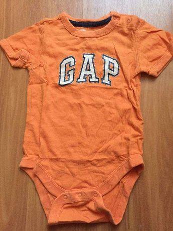 Body GAP - Laranja - 12-18 meses