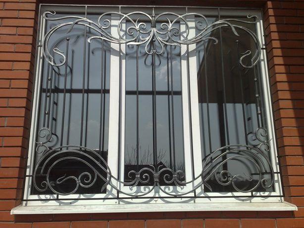 Решетки на окна любой конфигурации