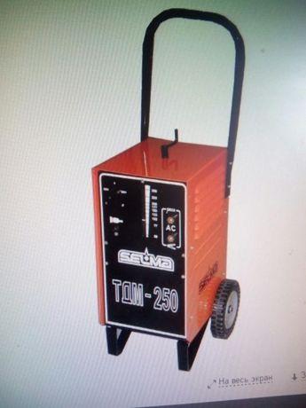 Продам сварочный трансформатор Selma ТДМ-250 с докум.обмен на скутер