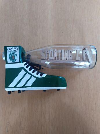 Garrafas Sporting CP