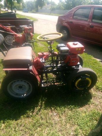 Продам или изготовляю мини трактора.
