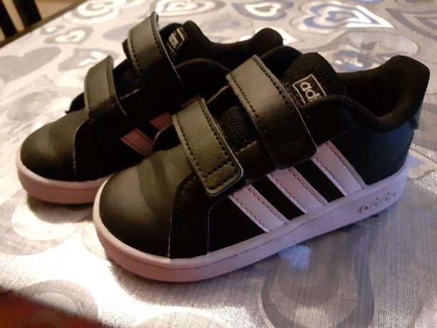 Buciki Adidas wkł 14 cm