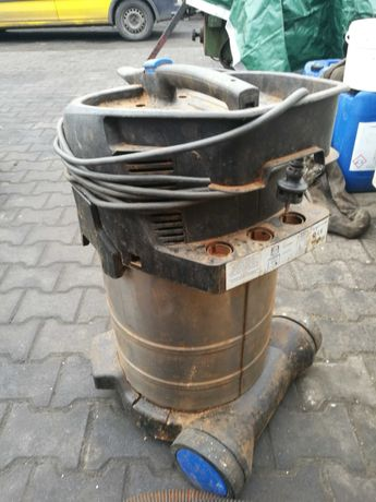 Odkurzacz przemysłowy NilfiskAltoAttix40-21PC INOX