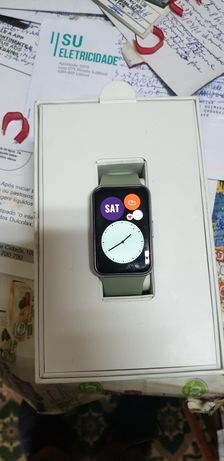 Relógio da Huawei  desp fit active  com várias funções