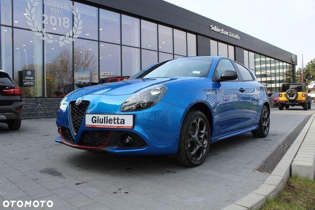 Alfa Romeo Giulietta Sport demo w nowej cenie 79900 zł