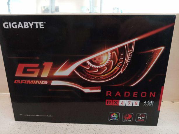 Видеокарта Gigabyte RX 470 4Gb