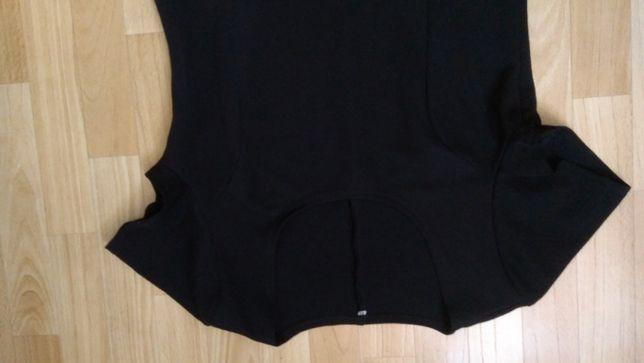 Sukienka czarna elegancka rozm 44