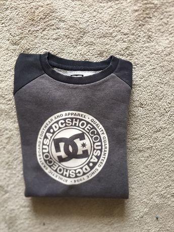 Logo fleece sweatshirt DC SHOES INC júnior