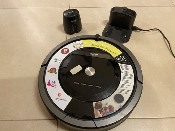 Odkurzacz iRobot Roomba 880