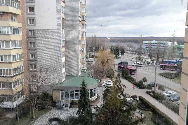 ЭЛИТНАЯ квартира с панорамными окнами с прекрасным видом на Днепр