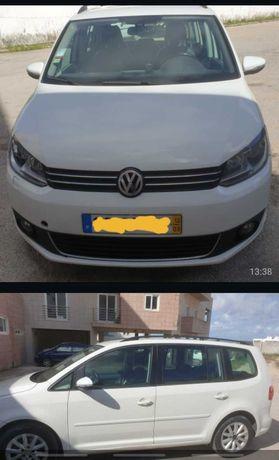 Volkswagen Touran diesel 7 lugares