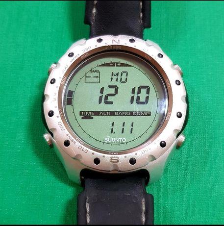 Часы Suunto FINLAND X-Lander Алюминий Карбон альтиметр барометр компас