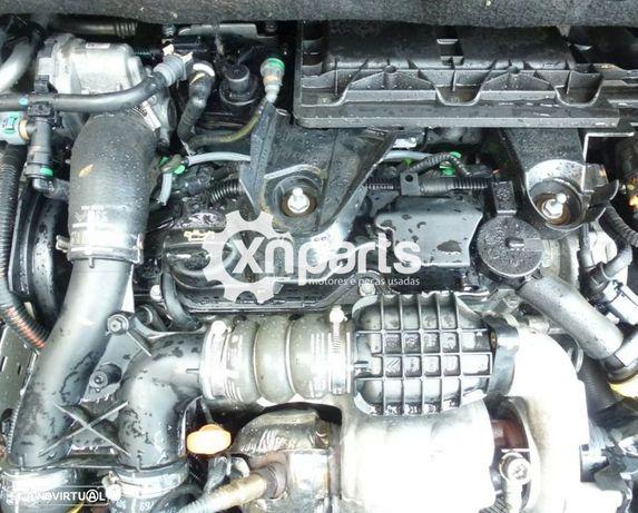Motor PEUGEOT 208 (CA_, CC_) 1.6 HDi | 03.12 -  Usado REF. 9HP
