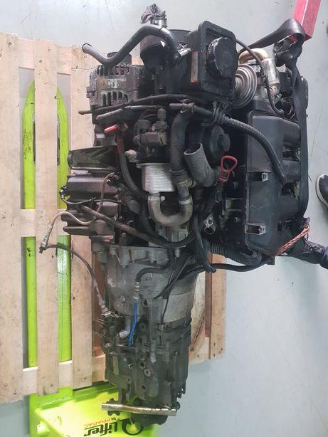 Motor BMW E46 2.0D 2003 de 150cv ref 204D4
