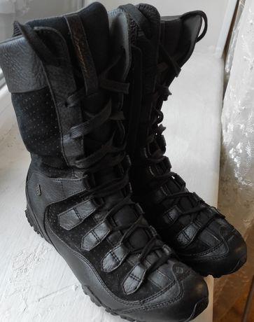 Женские высокие ботинки Columbia (демисезонные)