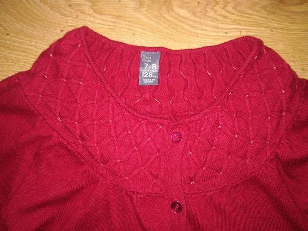 Casaco vermelho-Zara