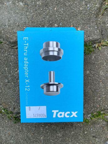 E-thru adapter X-12 Tacx adapter osi do trenażera